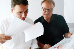 In 2007, Morris Aberham becomes owner. Ottmar Aberham remains connected to the team.
