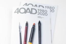 40AD, das Heft zum 40-jährigen Bestehen
