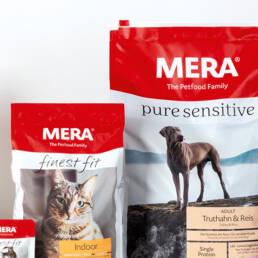 MERA – The Petfood Company Packaging