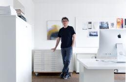 Morris Aberham von ABERHAM Communication Design