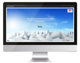 Tela Website